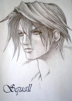 Squall by Valentina82