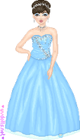 QBee Pageant Doll - Prom by allthatmaz