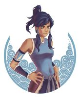 Legend of Korra: Deal with it! by IIclipse