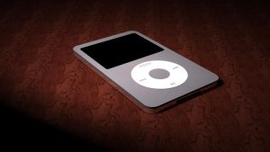 iPod Classic 3D by rephl