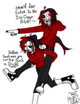Another Trace Over Pic by TwiztidMintZArt