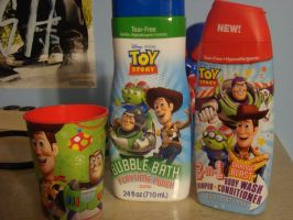 Toy Story products by spidyphan2
