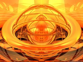 Golden Symmetry 2 by VickyM72
