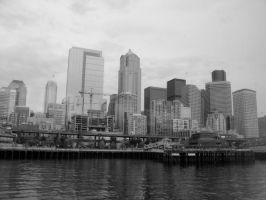 Seattle baby by Ninde