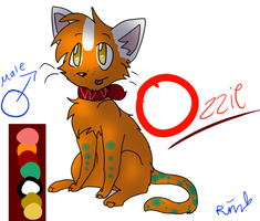 Ozzie ref. by rinandlin