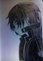 Sword Art Online - Kirito by Tyl3r97
