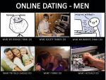 Online Dating for Men Meme by Apollyon2011