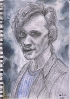 Matt Smith by ofir98