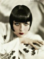 Louise Brooks by ziegfeldfollies