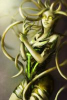 Vraska the Unseen by GiuliaSt