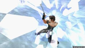 Dissidia Screen Shot- Squall EPIC by Ghost-of-Shoichi