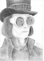 Willy Wonka! by Sherlover221