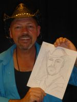 Roy Wooley with Quick Drawing II by Poorartman