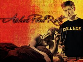 Asher Paul Roth Wallpaper by starredandsniped