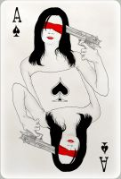 the ace of spades by dougans