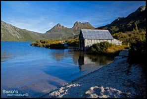 The Boat Shed by simo41