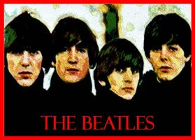 THE BEATLES by PridesCrossing