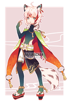 24H Adoptable Auction 10 [CLOSED] by nafurachan