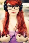 Hipster Little Mermaid by realxbunny