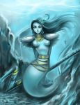 The Sea Princess. by Sukesha-Ray