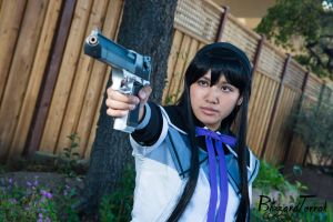 Homura Akemi - Destroy the Witches by Cresselivoir