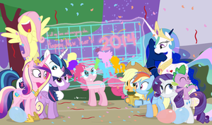 It's The New Year! - 2014 Edition by dm29