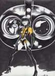 Silk Spectre by sobad-jee