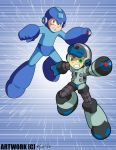 True Double Heroes: Beck and Mega Man! by Shoutaro-Saito
