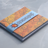 Flowers Mini Cards by moopf