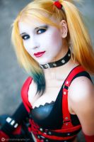 Harley Quinn by KinslayeR13