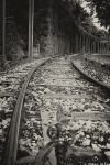 Once upon a time in a railway track by impromptus