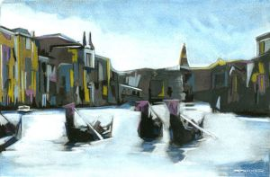 Venice by space-for-thought