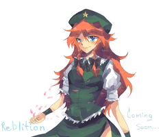 Reblition coming soon by DaisukiFlandre