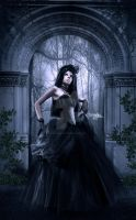 Goddess of the Night by Kryseis-Art
