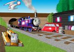 Thomas and Friends by Trurotaketwo