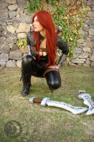 Katarina cosplay14 - Dragonstrace by DragonsTrace