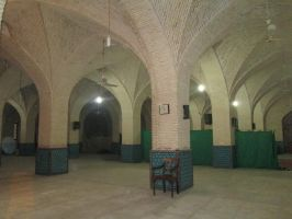 Mosque by zohreh1991