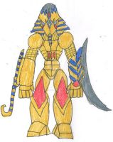 Titan Wars File 011-Pharoah by LordLevithan422