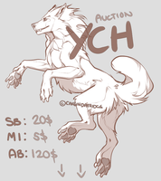 YCH auction [CLOSED] by Cakeindafridge