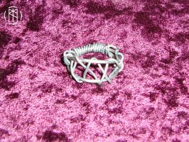 Wireweave Ring 3 by dalentalas