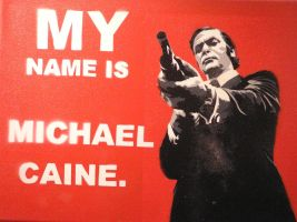 Michael Caine. by ChickenLouis