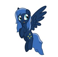 Offcial Debute: Blue Stars by bettybop920