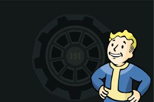 Vault Boy 101 by chiefkaiser