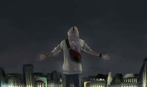 My name is Desmond Miles by CherrySUN93