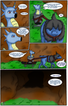 Monochrome - Team Stargazers - Missione 1 - Pag 1 by DarkWolfDragon