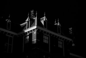 The Hague by night by ScreamSupreme