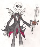 Jack Skellington by Lumit