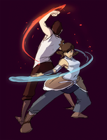 Legend of KORRAAAAA by Kurai-Kaze