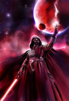 Feel the power of Dark side by Callista1981