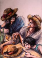 The Hatters by FuckShinigami